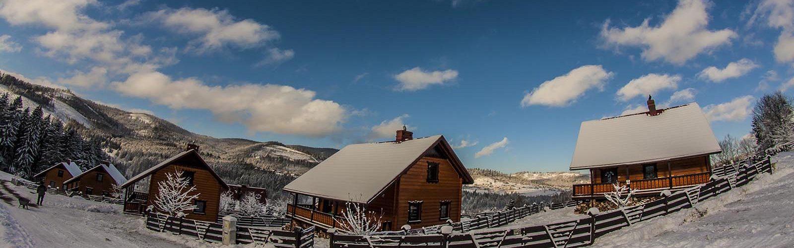 Domki do wynajęcia w górach